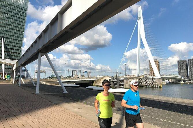 Private Rotterdam Running Tour