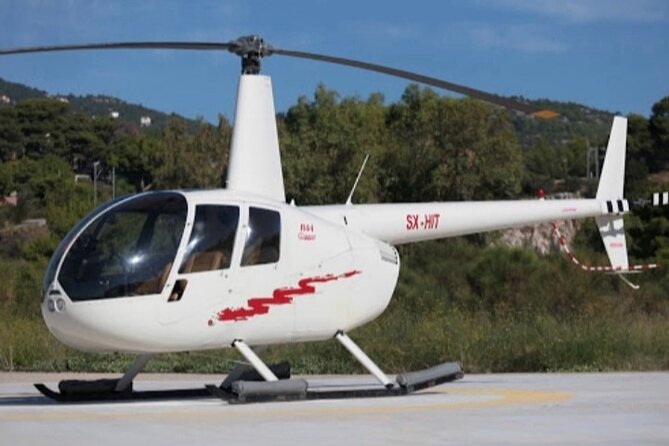 Athens Acropolis and Athenian Riviera Helicopter Sightseeing Tour