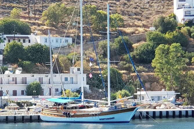 Private 8-Day Boat Cruise from Rhodes