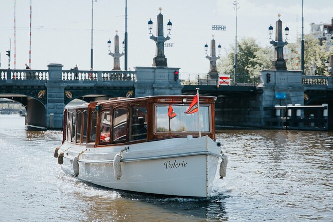 Private Canal Cruise in Amsterdam