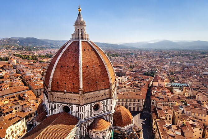 Florence in a Day: Uffizi, Accademia and Walking Tour