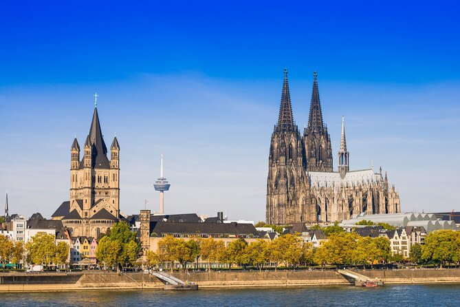 The big Cologne tour with a visit to the brewery