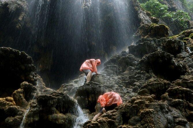 1 Day - Tumpak Sewu, Goa Tetes Cave Motorcycle Tour // 07:00 - 17:00