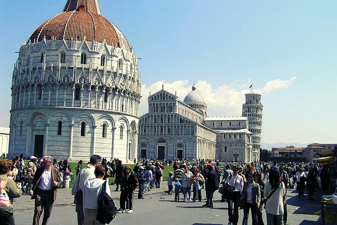 Private Guided Tour of Pisa from Florence