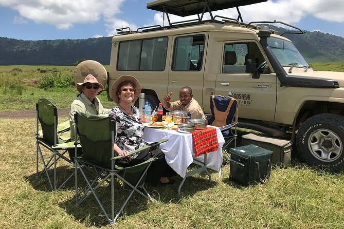 5-Day Tanzania Safari on a Budget from Arusha