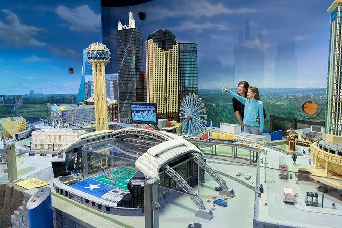 LEGOLAND® Discovery Center Dallas Admission Ticket