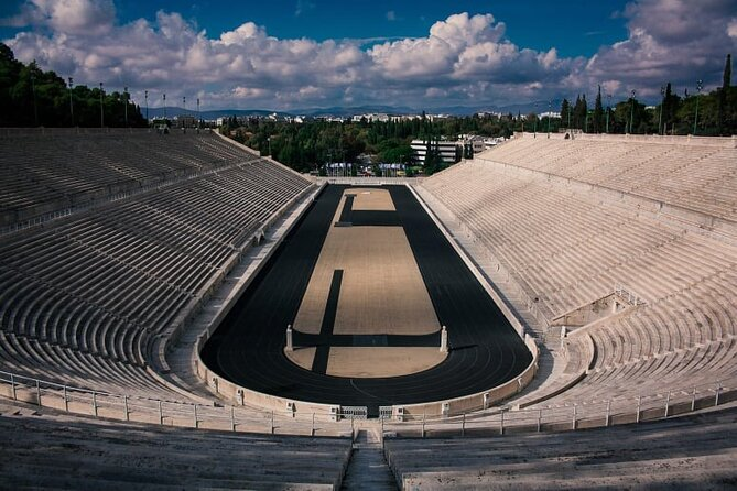 Athens & Sounio Full Day 8 Hours Open Tour.