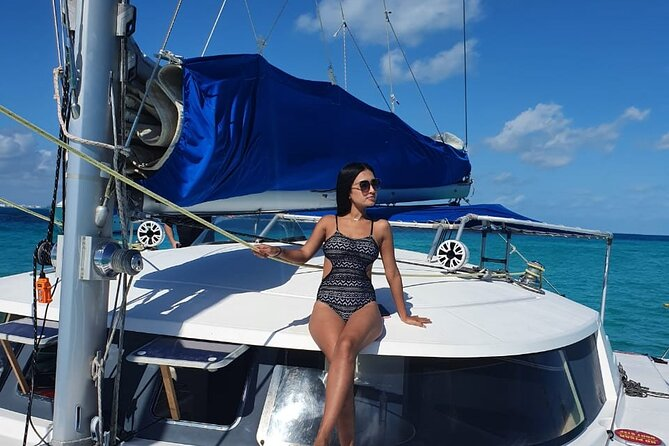 Sailing to isla mujeres all inclusive