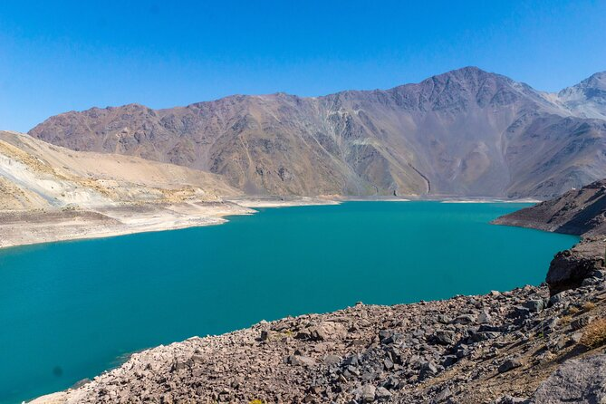 Embalse el Yeso experience in the Andes