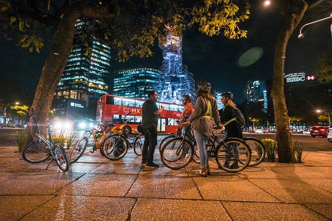 Mexico City Night Food Bike Tour
