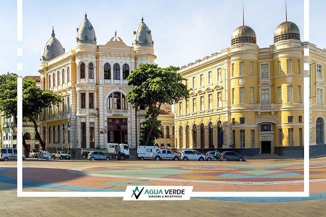 City tour para grupos pequenos em Recife incluindo o Parque de estátuas