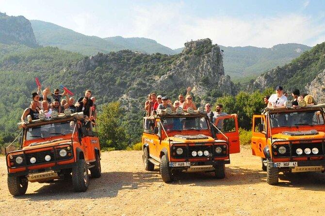 Jeep Safari in Kusadasi For Adventurous