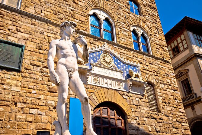 A Day in Florence with your Guide