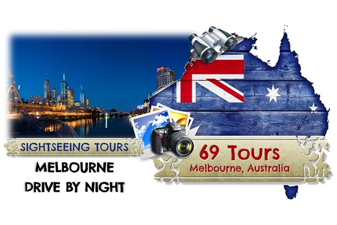 Melbourne Drive by Night Tour