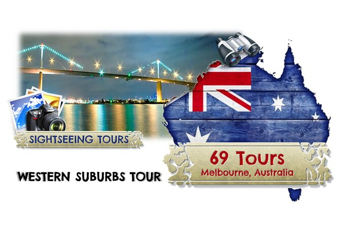 Western Suburbs Tour of Melbourne