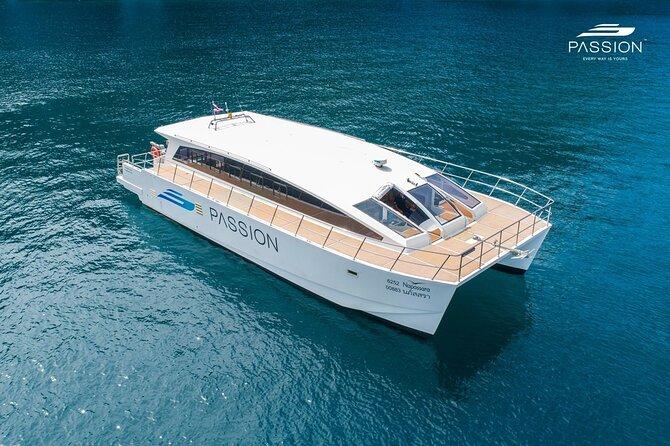 Premium Phi Phi, Maiton Islands by Speed Catamaran Boat