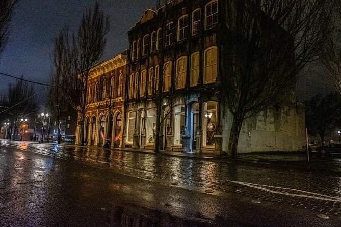 Portland Old Town Ghost Tour