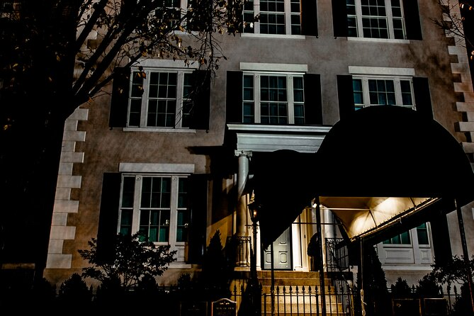 DC Ghost Tour