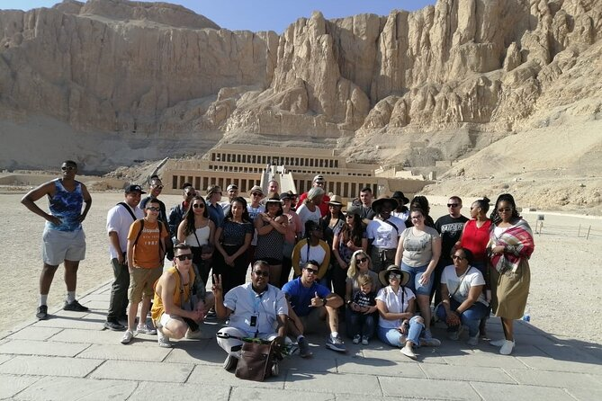 Day Trip to Luxor from Cairo by flight