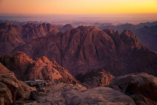 Overnight Sunrise Tour to Mount Sinai from Sharm El Sheikh
