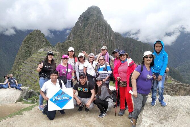 Private Tour 2 Days Machupicchu from Cusco