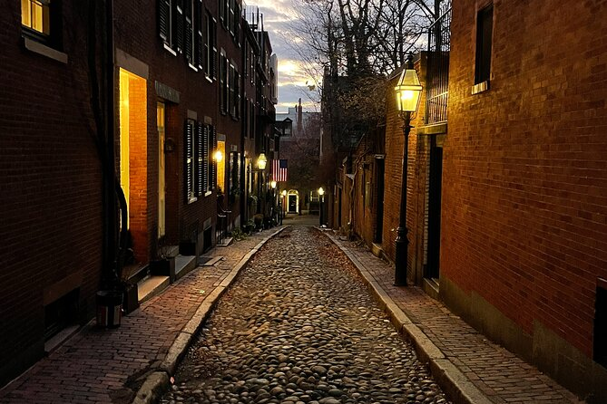 Self-Guided Boston Christmas Tour