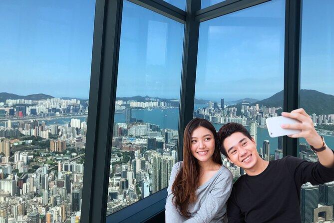 sky100 Hong Kong Observation Deck Super Oferta desde un mínimo de 2 personas
