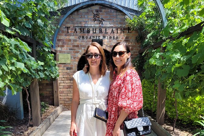 Tamburlaine offer organic wines with Vegan options available