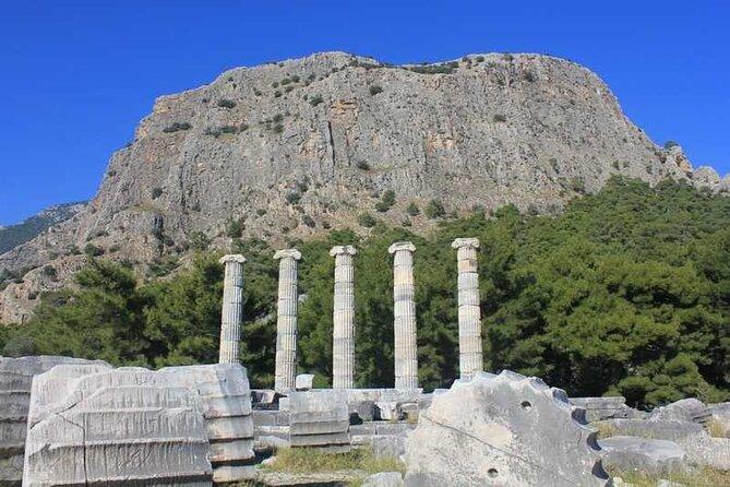 Private All In One Tour Priene&Miletus&Didyma