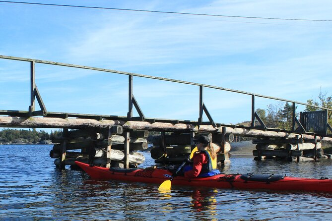Sea Kayak Tour With Lunch In Stockholm Archipelago