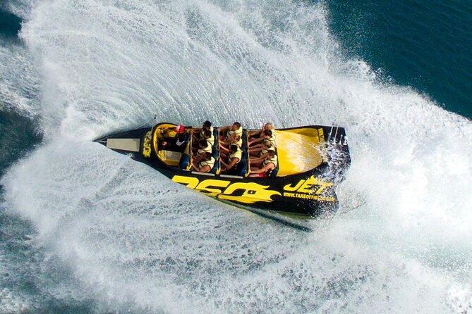 Ibiza Jet Boat 360 Experience