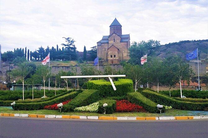 Tour to Chateau Mukhrani from Tbilisi (Saguramo,Dusheti, Bazaleti Lake,Dzalisi)