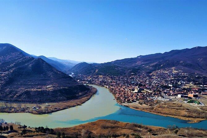 Tour to Mtskheta from Tbilisi (Jvari,Armazi,Svetitskhoveli, Samtavro,Shiomgvime)