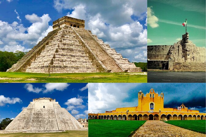 2-Day Trip of Main Yucatan Attraction Including Uxmal and Izamal
