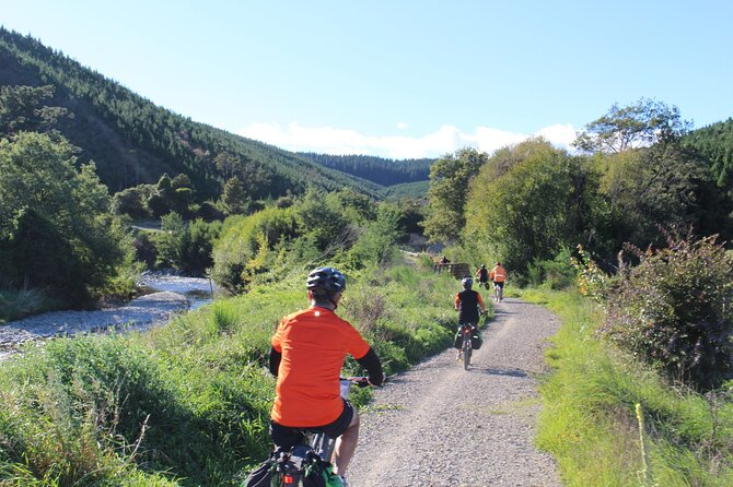 Tunnel to Town - Day Adventure - Option A Via Mapua