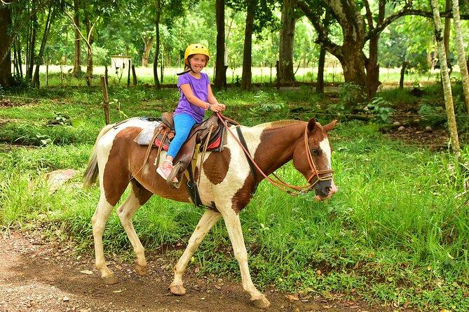 Horseback Riding and Natural Swimming Pools / Jacó Beach