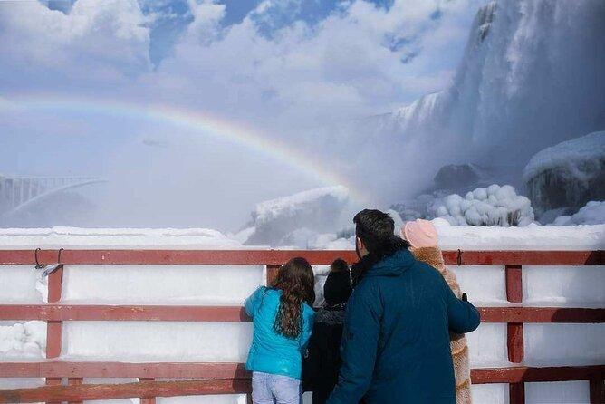 Niagara Falls Winter Wonderland USA Tour (small groups)