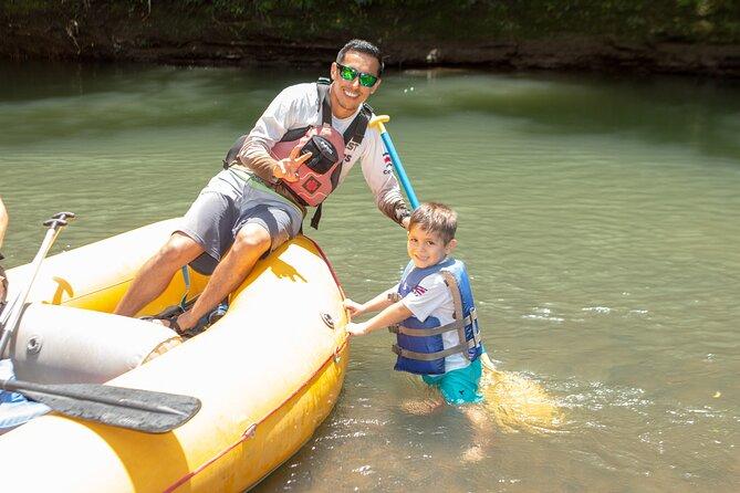 2-in-1 Arenal Combo Tour: River Safari Float and La Fortuna Waterfall