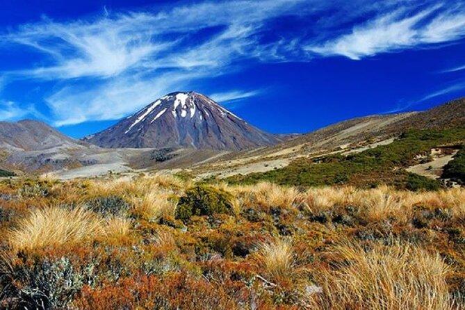 Tongariro Self-Guided Audio Tour