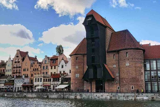 Gdansk Self-Guided Audio Tour