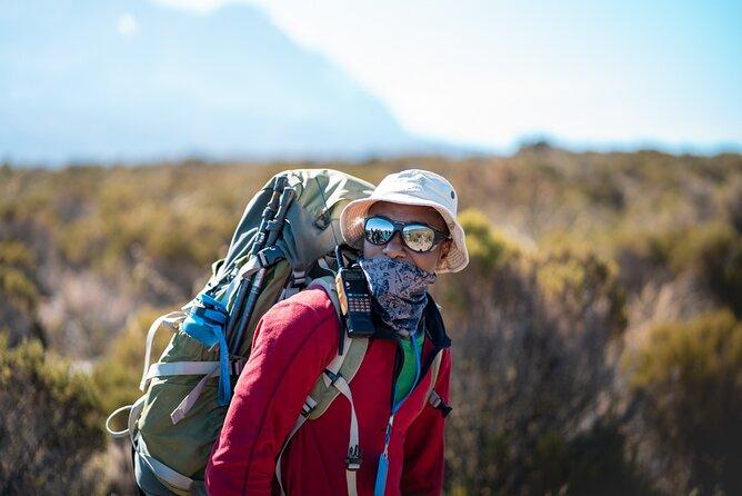 Kilimanjaro climb by Lemosho Route (7-day)