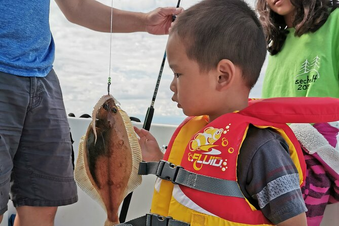 Guided Fishing Tour in Madeira Park