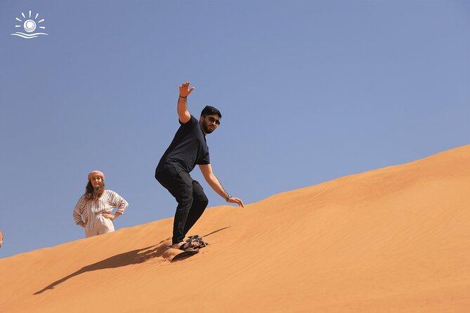 Morning Desert Safari in Dubai with Camel Ride