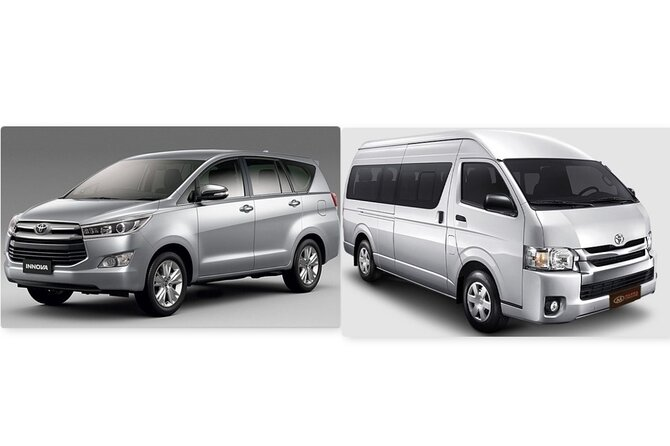 Private Transfer from Hua Hin to Bangkok City