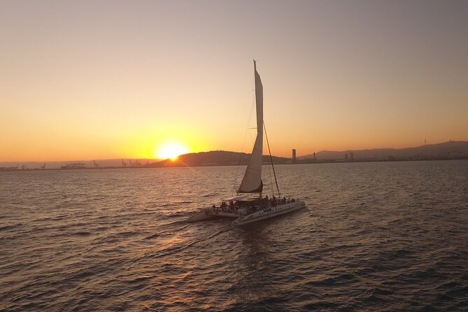 Sunset Jazz Cruise in Barcelona