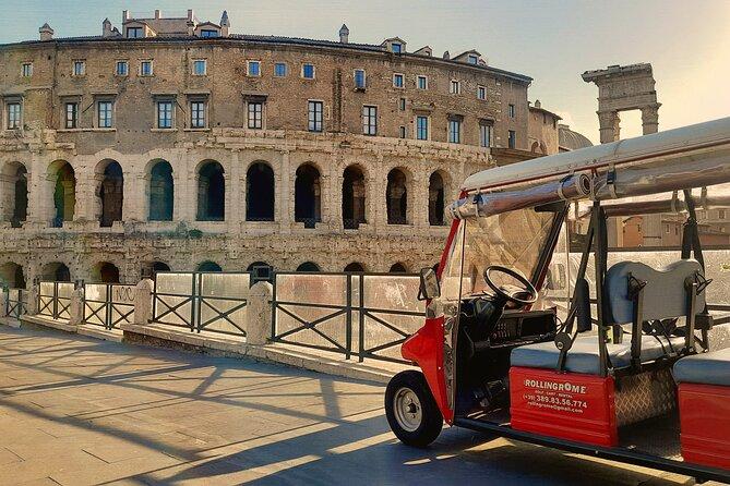 Rome Golf-Cart Rental