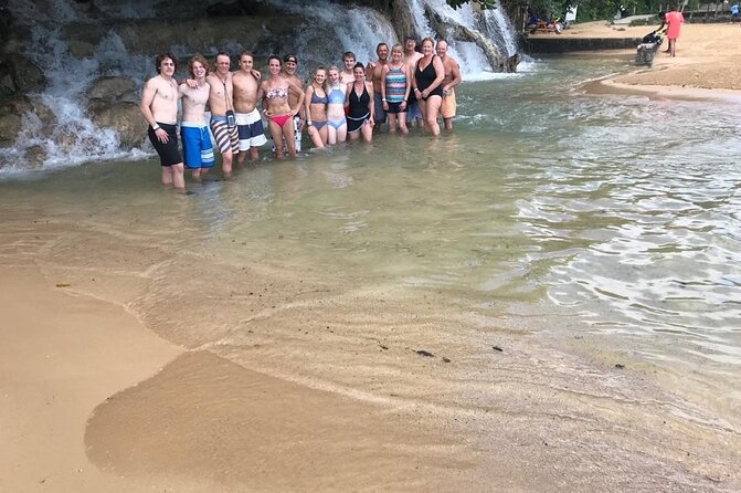 Dunn's River Falls and Tubing Combo Tour from Ocho Rios