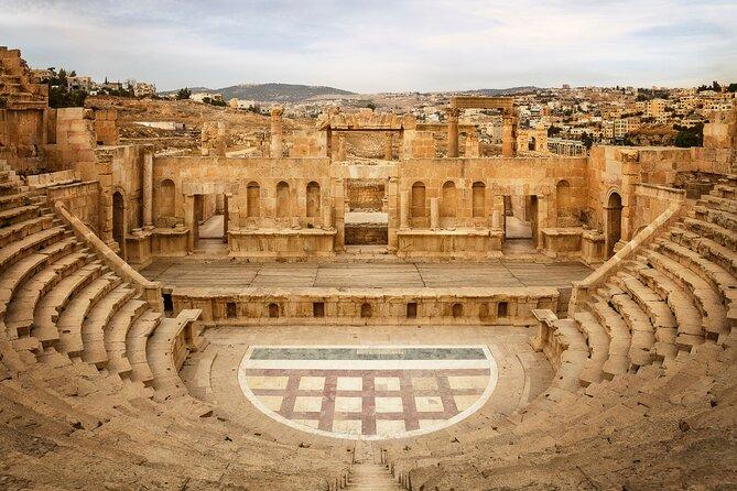 2-overnatning privat overnatning Dead Sea Independent Tour fra Amman