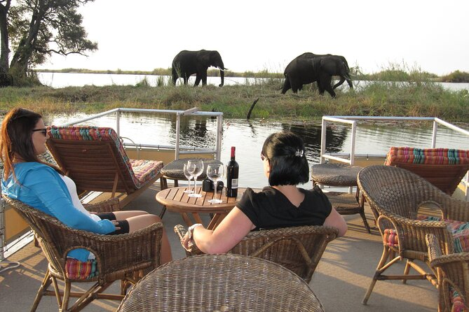 Chobe National Park Day Trip from Victoria Falls