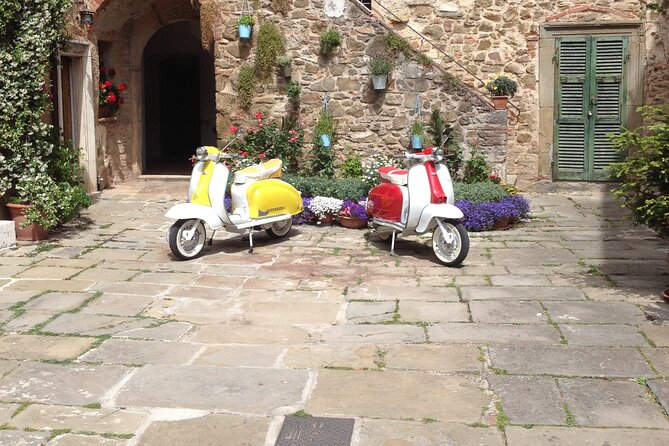 Lambretta rental in Modena
